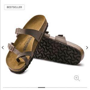 Birkenstock Mayari Mocha Sandals 38